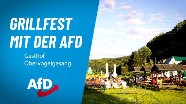 Sommerfest AfD SOE